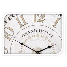 Ceas perete MDF, Grand Hotel, 60 cm