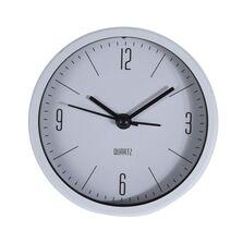 Ceas de masa - alarma, alb