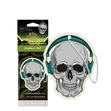 Odorizant Auto AROMA DIA DE LOS MUERTOS Headphones Skull
