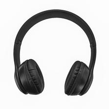 Casti audio Siegbert, P47, wireless, Bluetooth, Negru