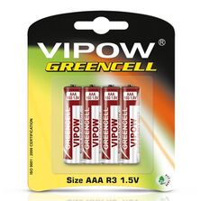 BATERIE GREENCELL R3 BLISTER 4 BUC