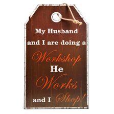 Tabla de lemn, WORKSHOP, 43x25.5 cm