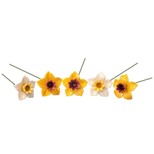 Floare ceramica Narcisa