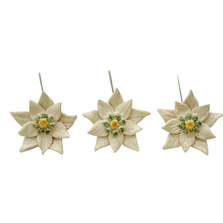 Floare ceramica Floare de colt