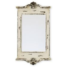 Oglinda model antichizat, 102x60x5 cm