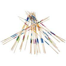 Joc Marocco gigant cu bete din bambus, BS Toys