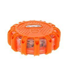 Lampa LED de urgenta pentru siguranta rutiera cu baza magnetica - AVX-CC42817