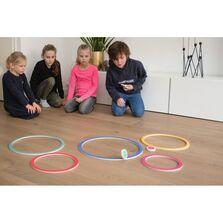 Set 5 jocuri cu cercuri, BS Toys