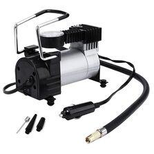 Pompa electrica pentru umflat roti, metalica, 10 bari, 150 PSI