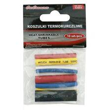 Set 10 bucati tuburi termocontractabile