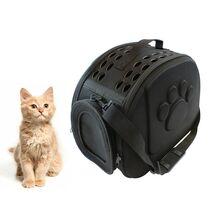 Geanta de transport pentru caine sau pisica culoare Negru marime XXL AG644I