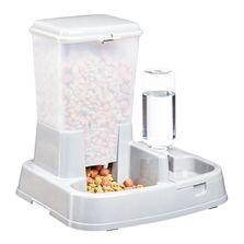 Distribuitor de alimente si apa pentru animale, 2in1 AG684