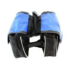 Geanta transport negra cu albastru pentru cadrul bicicletei AVX-RW1A